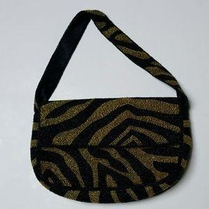 Vintage Swee Lo New York beaded bag purse